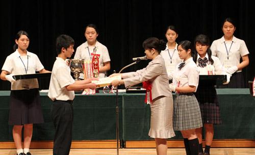 長崎大会 表彰式